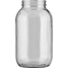 64 oz. Glass Economy Jar, 83mm 83-405