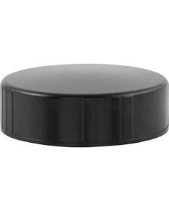 38mm Black Phenolic Poly Cone Insert Cap