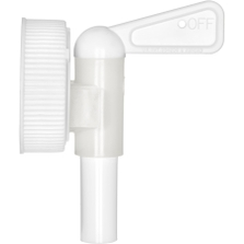 38mm Cubitainer Faucet with 8mm Outlet