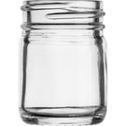 1 oz. Straight Sided Glass Jar, 38mm 38-400