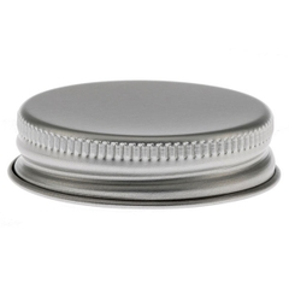 38mm 38-400 Aluminum Metal Cap with Pulp & Poly Liner