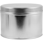 3 lb. (45 oz.)  Deep Slip Cover Can and Lid