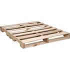 "48"" x 40"" Heat Treated Wood Pallet, 4-Way Fork Access, 2,500 lb. Capacity"