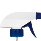 """White/Blue Trigger Sprayer, 9-1/4"""" Dip Tube, 28mm 28-400"""