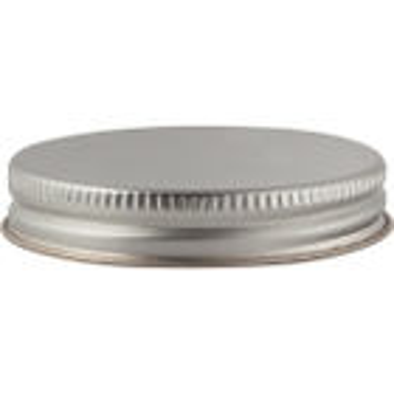 58mm 58-400 Aluminum Metal Cap with Pulp & Poly Liner
