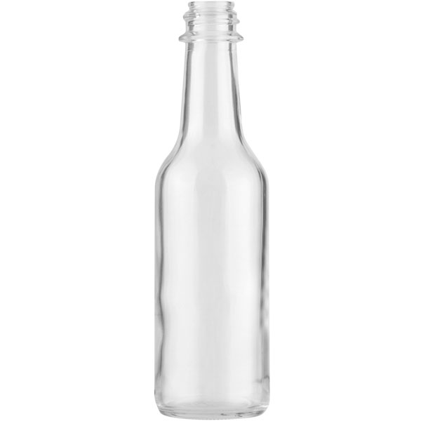 Glass Sauce & Dressing Bottles