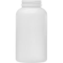 625cc Natural HDPE Packer Bottle, 53mm