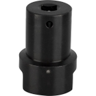 "Chrome Vanadium Steel Impact Socket for 3/4"" & 2"" Plugs for 1/2"" Drive Wrench"