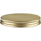 70mm 70-400 Gold/Gold Metal Cap with Plastisol Liner