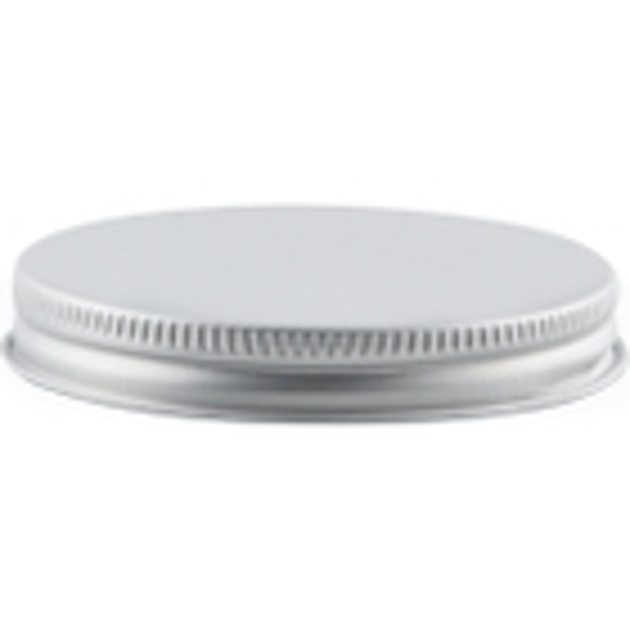 70mm 70-400 Aluminum Metal Cap with Pulp & Poly Liner