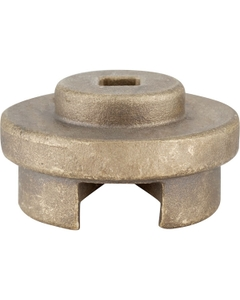 "3/8"" Drive Sparkless Drum Socket for Rieke® 3/4"" & 2"" Hex Head Plugs"