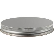 89mm 89-400 Aluminum Metal Cap with Pulp & Poly Liner