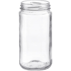 12 oz. Paragon Glass Jar, 63mm 63-2030