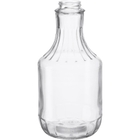32 oz. Clear Glass Decanter Bottle, 38mm 38-405