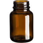 2 oz. (60 cc) Amber Glass Packer Bottle, 33mm 33-400