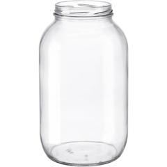 1/2 Gallon (64 oz.) Glass Jar, 82mm 82-2040