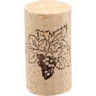 Acquamark® Colmated Natural Wine Corks, 45 x 24 mm, 1,000/pk