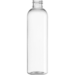 4 oz (120 ml) 20mm 20-410 Clear PET Bullet Bottle, 15 Gram, 715/Box