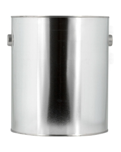 1 Gallon Metal Paint Can with Ears, Unlined