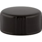 22mm Black Phenolic Poly Cone Insert Cap