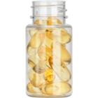 1.5 oz. (40 cc) Clear PET Plastic Packer Bottle, 28mm 28-400