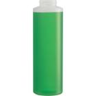 16 oz. Natural HDPE Plastic Cylinder Bottle, 38mm 38-400