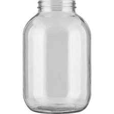 1 Gallon (128 oz) Glass Jar, 89mm 89-405