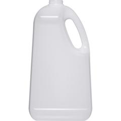 1 Gallon Natural HDPE Plastic EZ Pour Bottle, 38mm 38-400