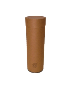 4 Ft Fluorescent Lamp Recycling Drum, Holds 85