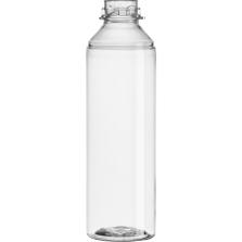 10 oz. Clear PET Plastic Flairosol® Spray Bottle, Bayonet Neck
