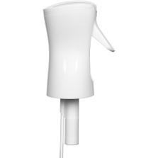 """White Flairosol® Genesys Sprayer, 8-1/4"""" Dip Tube, Bayonet Neck"""