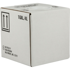 1 Gallon Assembled Cubitainer®, 38mm 38-400