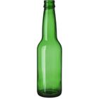 12 oz. (355 ml) Emerald Green Glass Long Neck Beer Bottles, Twist-Off Crown, 26-502 (Bulk Pack)