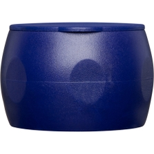 24mm Blue  Snap-On Non Removable Spice Grinder Cap, Unlined