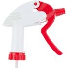 High Output Red/White Trigger Sprayer, 28mm 28-400