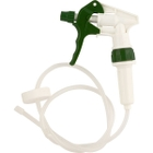 White/Green Hose End Trigger Sprayer, 36