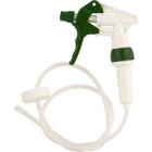 """White/Green Hose End Trigger Sprayer, 36"""" Hose, 38mm 38-400"""