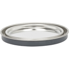 1/2 Pint Paint Can Lid, Lined (for Hybrid Cans)
