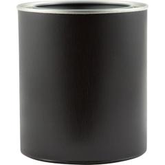 1 Quart Black Hybrid Paint Can (Bulk Pack)