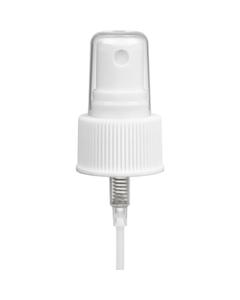 "White Mist Sprayer with 5-1/8"" Dip Tube, 24mm 24-410"