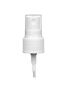 "White Mist Sprayer Pump with 4-3/4"" Dip Tube, 20mm 20-410"