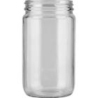 32 oz. Paragon Glass Jar, 89mm 89-405