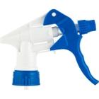 White/Blue Heavy-Duty Trigger Sprayer, 9-1/4