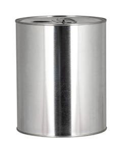 1 Gallon Tin Can w/ Handle & Rieke® Flexspout Jr. Opening