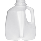 1 Quart (32 oz.) Natural HDPE Plastic Dairy Milk Jug, 38mm 38-400