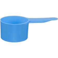 1 oz. Blue Plastic Measuring Scoop