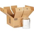 4 x 1 Gallon Paint Can Hazmat UN 4G Shipping Box, 350#