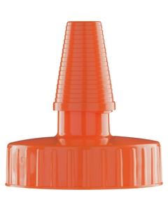 38mm Hi Flow Orange Spout Cap Unlined 1000/bx