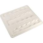 White Lid for Aero-Tote Plastic Tub