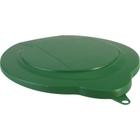 1.5 Gallon Green PP Plastic Pail Lid